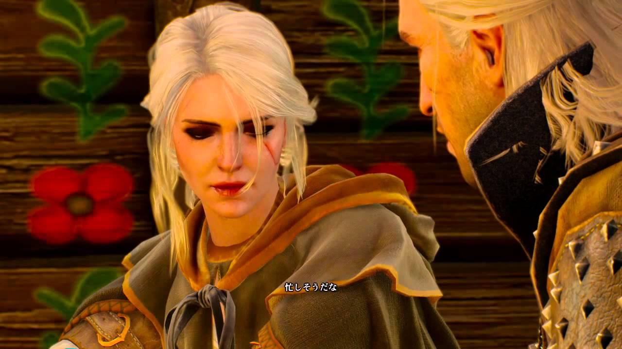 【ウィッチャー3ワイルドハント】ネタバレ:エンディング後編(おそらくハッピーエンド)【The Witcher3】 , YouTube