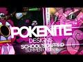 PokeNite Designs™ | IT'S SUMMER!! | Twitch Streaming Layout Design | Photoshop Speedart