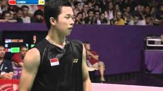Download Video [WC 2010 FINAL] Chen Jin vs Taufik Hidayat 4/12 MP3 3GP MP4