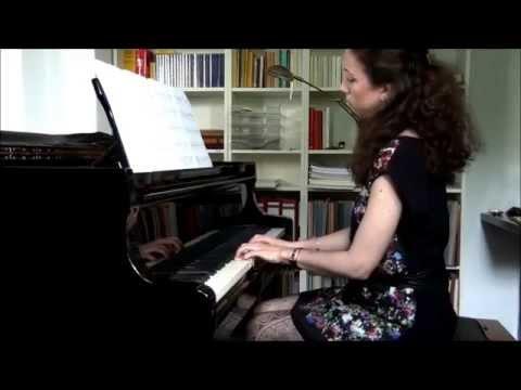Una Mattina - Ludovico Einaudi (музыка из фильма 1+1) Piano/Olga Bivol