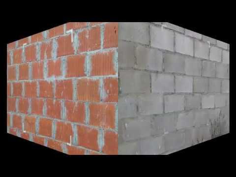 Cuantos ladrillos entran en un metro cuadrado youtube - Ladrillo hueco precio ...