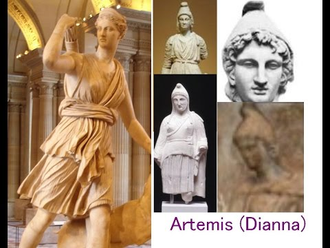 2041 Mithra=Apollo Theory ミトラ=アポロ説・ギリシア彫刻は立体歴史書であったGreek Sculpture is 3D History Book of Ancient God