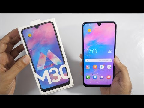 Samsung Galaxy M30 (3GB) Review Videos