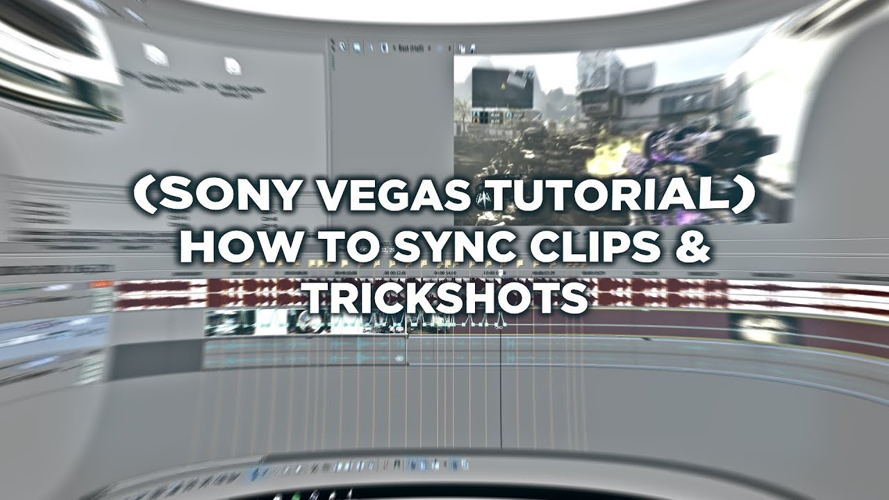 how to cut a clip sony vegas