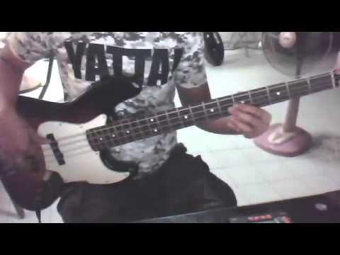 ใกล้รุ่ง bass cover