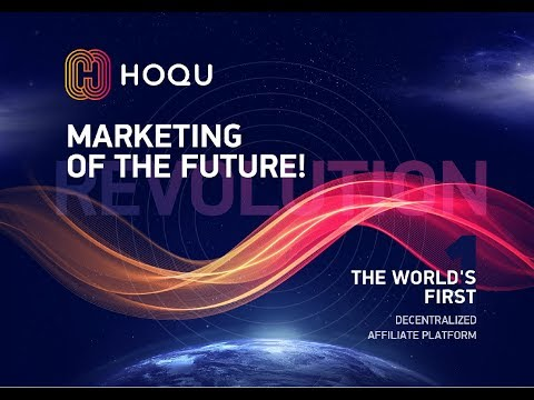 HOQU - Marketing Digital - ICO - Grande Potencial