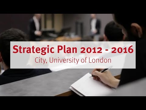 City University London Strategic Plan