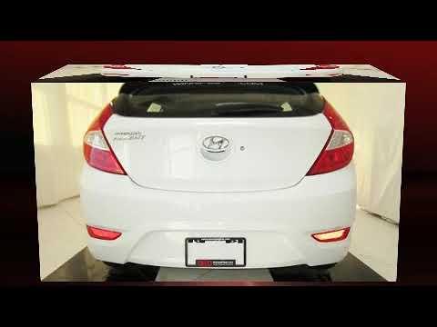 2014 Hyundai Accent GL in Winnipeg, MB R3T 6A9