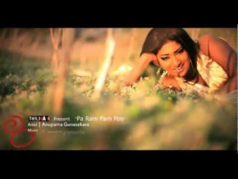 Pa Ram Pam Poo by Anupama Gunasekara - Official HD Video from www.luckradio.com