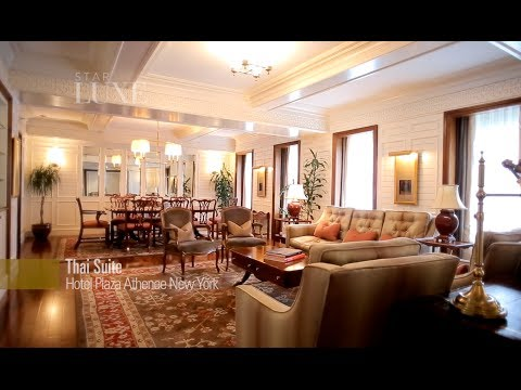 Luxury resort HOTAL PLAZA ATHENEE / DKNY TREND「字幕SUB」