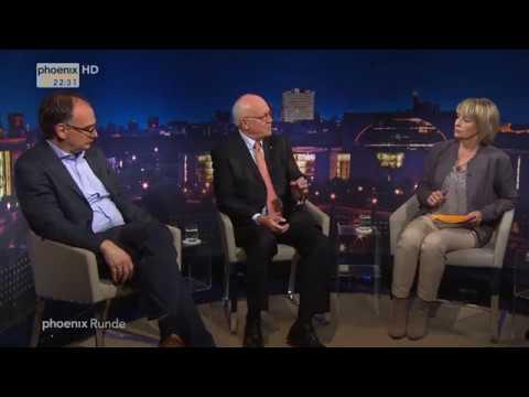 """""""Söder gegen Seehofer – Machtkampf in der CSU"""" phoenix Runde vom 15.11.17"""