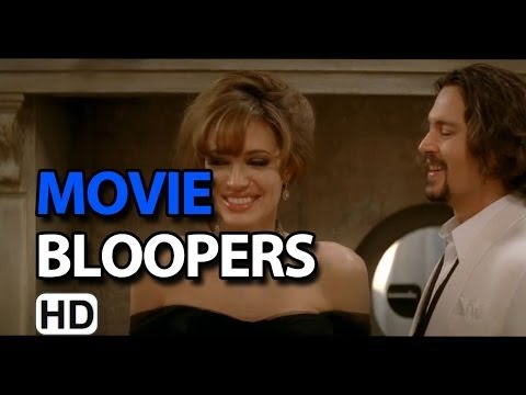 The Tourist 2010 Bloopers Outtakes Gag Reel