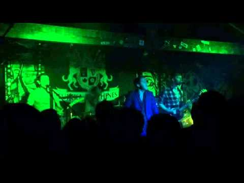 TROPICAL CONTACT live in huddersfield uk 2015