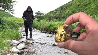 Found Gold in River! - Best River Treasure Finds