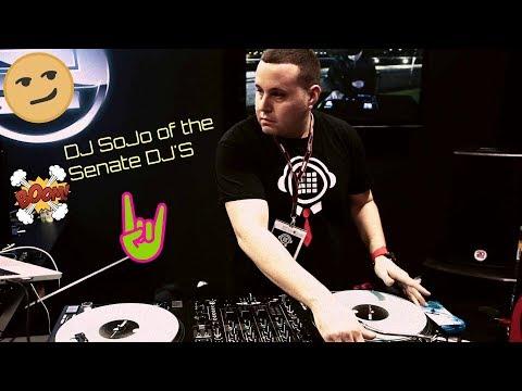DJ SOJO AND BIG YOUTUBERS CRASH HIS BIRTHDAY PARTY