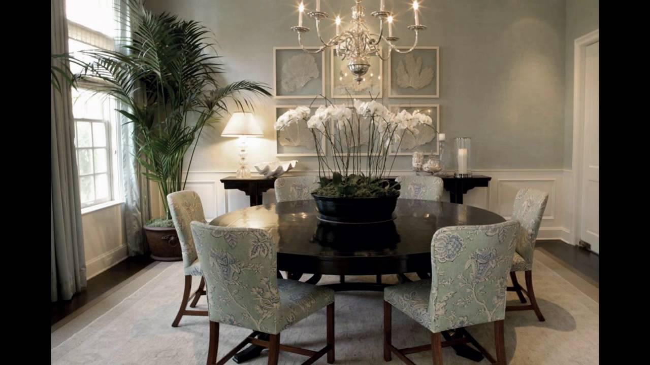 Minimalist Dining Room Ideas - YouTube