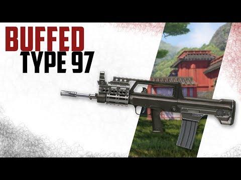 Warface buffed Type 97 - Slightly better thumbnail