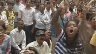 'Rape protest': Parents storm Bangalore school after six-year-old girl allegedly raped