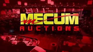 Mecum Dallas 2018 // Oct. 3-6 // Kay Bailey Hutchison Convention Center
