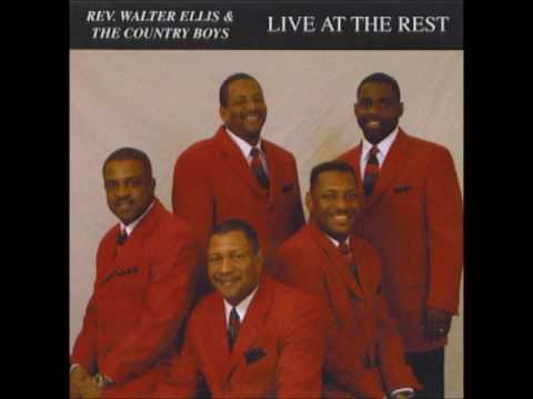 Reverend Walter E. Ellis & The Country Boys-They Call Him Jesus