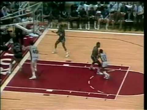 Classic Shootout: Isiah vs Bernard King 1984