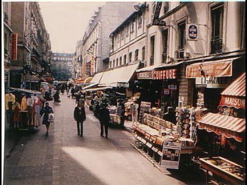 PANAME - Autour de la Rue Daguerre