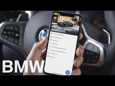 How to use the BMW's Driver's Guide app – BMW How-To