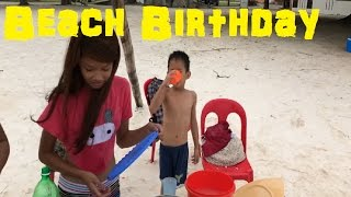 beach birthday at anda bohol philippines simple life philippines living in the philippines