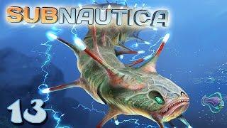 NOUVELLE MISE A JOUR,NOUVEAU MONSTRE HORRIBLE ! | Subnautica ! #Ep13