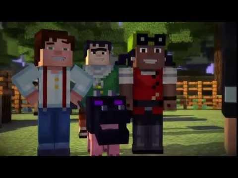 Minecraft Story Episode 1