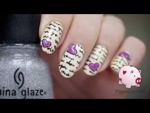 Новогодний маникюр 2017. Праздничный дизайн гель лаком. Красивые снежинки на ногтях.