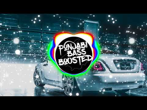 Dollar [BASS BOOSTED] Sidhu Moosewala ft Byg Byrd | PUNJABI SONGS 2018