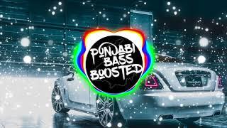 Dollar [BASS BOOSTED] Sidhu Moosewala ft Byg Byrd | PUNJABI SONGS 2018