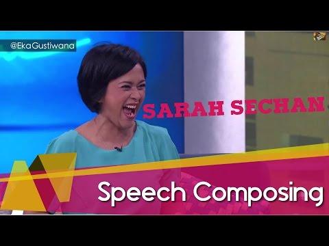 Speech Composing Sarah Sechan - Oh My God (Spesial Sarah Sechan NET TV)