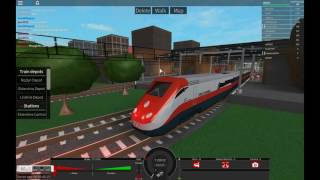 Roblox Game : Terminal Railways