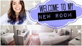 WELCOME TO MY NEW ROOM! (Sneak Peek) Thumbnail