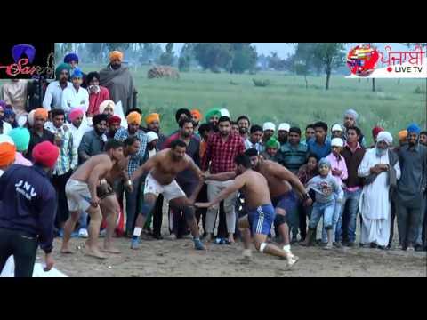 Final Match Full HD {Bachiwind kabaddi cup Amritsar}