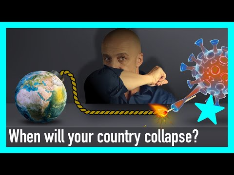 Coronavirus: When Will YOUR Country Collapse - South Africa, USA, UK - Part 1: Health