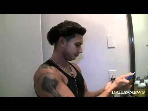 Pauly D Jersey Shore Hair 101