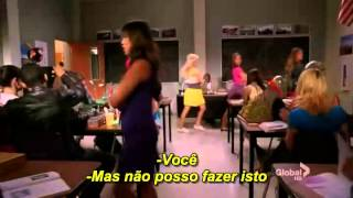 Glee Full Performance - Womanizer (legendado)