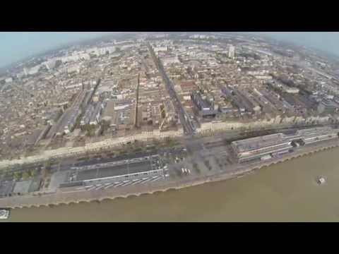 Challenge ruban rose 2014 avec R&Drone