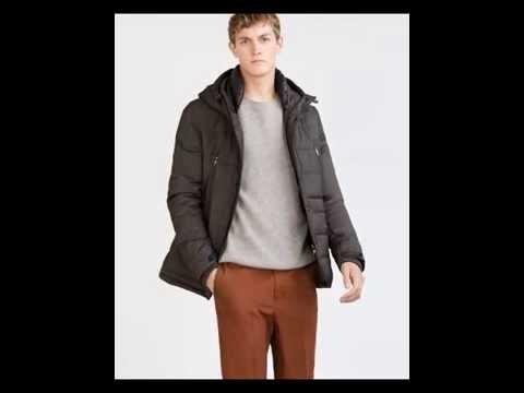 Các Mẫu áo Khoác Nam đẹp Nhất 2015 - 2016 Của Zara - Full HD
