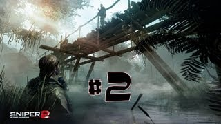 Sniper: Ghost Warrior 2 - Walkthrough - Part 2 - From Out Of Nowhere (PC/X360/PS3) [HD]