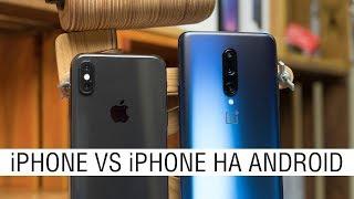 Сравнение OnePlus 7 Pro и Apple iPhone XS - дороже, значит лучше?