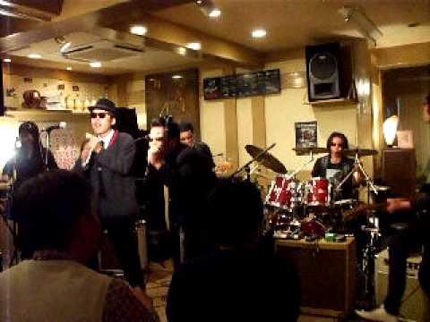 NOTHING JOB BROTHERS BAND - Lucille / Live @ Jazz Cafe Marufuku