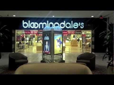Store Tour Of The Former Bloomingdale's Store In The White Flint Shopping Center In N. Bethesda, MD