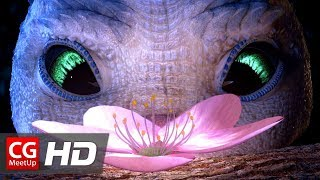 """CGI VFX Animated Short Film: """"Dionaea"""" by Objectif 3D 