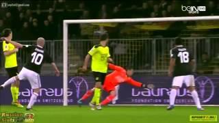 Zinedine Zidane Goal   Ronaldo Friends vs Young Boys Bern 1 3 HIGH
