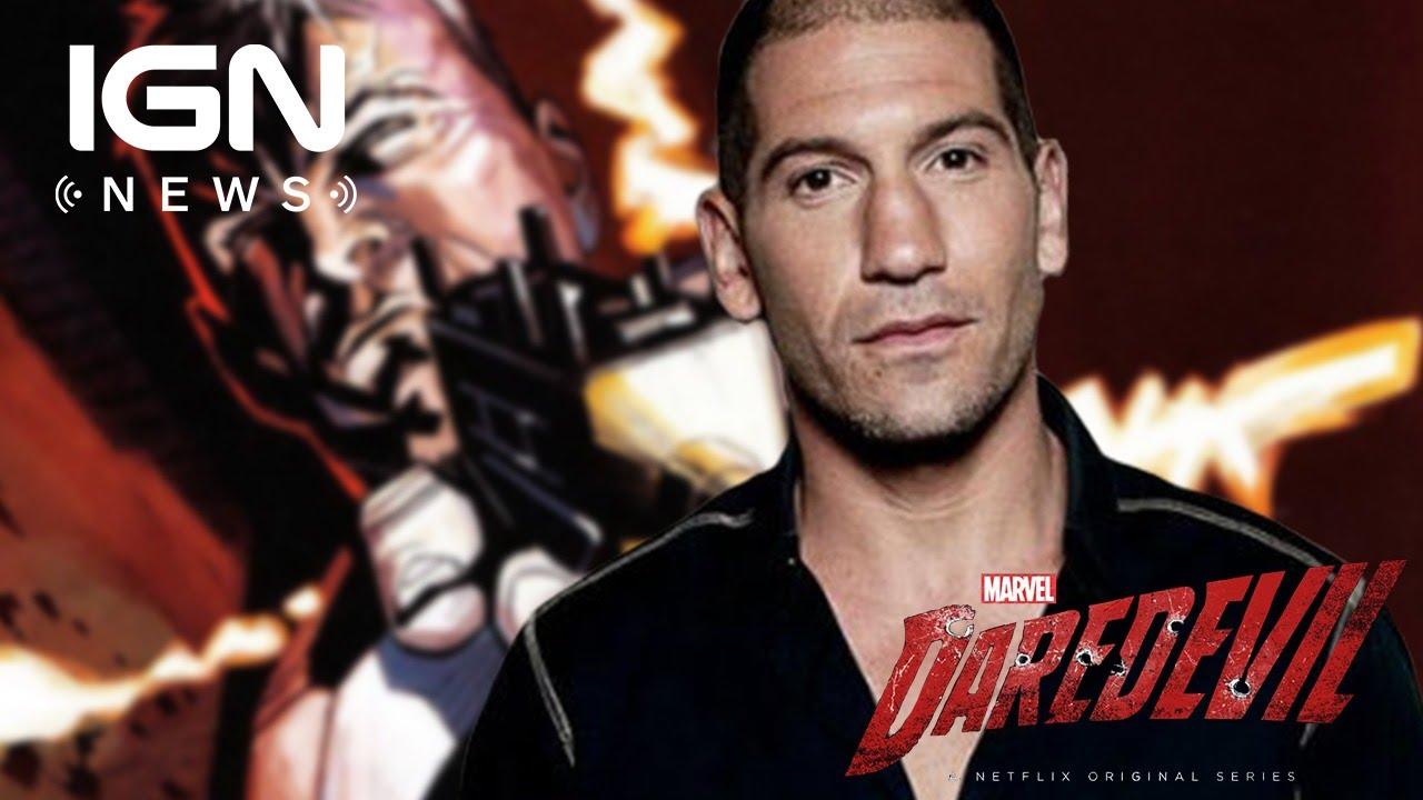 Punisher Cast for Daredevil Season 2 - IGN News