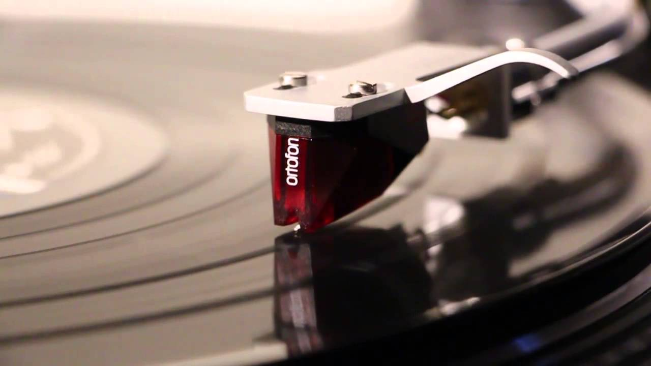 Ortofon 2M RED with track: Pink Floyd 21-12-2015 - YouTube